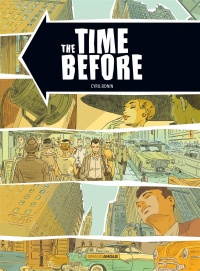 Vignette du livre The Time Before