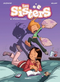 Vignette du livre Les Sisters T.12 : Attention tornade