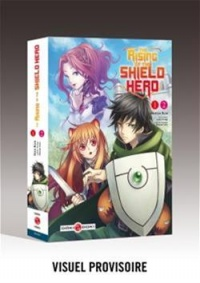 Vignette du livre The Rising of the Shield Hero, T.1-2