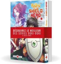 Vignette du livre The Rising of the Shield Hero : pack T.1-2