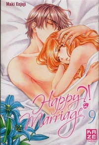 Vignette du livre Happy Marriage ?! T.9 - Maki Enjoji
