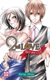 Vignette du livre 2nd Love : Once Upon a Lie T.2