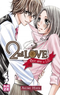 Vignette du livre 2nd Love : Once Upon a Lie T.3