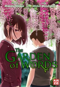 Vignette du livre The Garden of Words