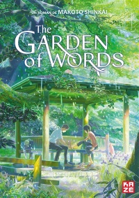 Vignette du livre Garden of words: roman