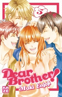 Vignette du livre Dear Brother ! T.5