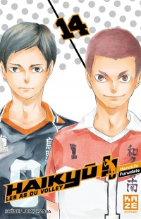 Vignette du livre Haikyu !! : Les as du volley T.14