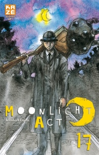 Vignette du livre Moonlight Act T.17