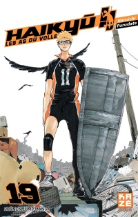 Vignette du livre Haikyu !! : Les as du volley T.19