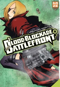 Vignette du livre Blood Blockade Battlefront T.5 : Le jour le plus long de...