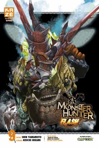 Vignette du livre Monster Hunter Flash T.9