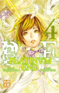 Platinum End T.4, Takeshi Obata