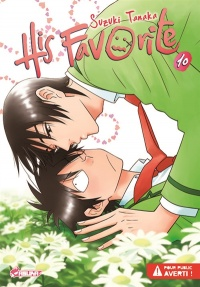 Vignette du livre His favorite T.10