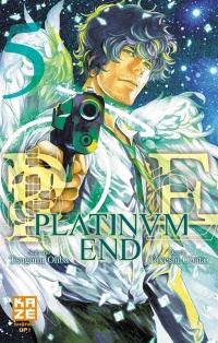 Vignette du livre Platinum end T.5: Platinum end: Shônen up !