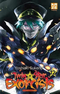 Vignette du livre Twin Star Exorcists T.12