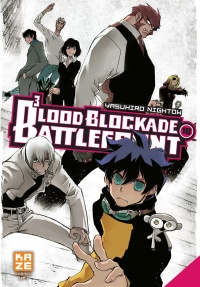 Vignette du livre Blood Blockade Battlefront T.10