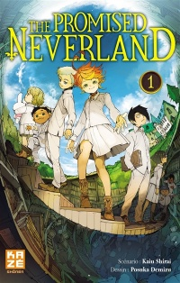 Vignette du livre The Promised Neverland T.1 - Kaiu Shirai, Posuka Demizu