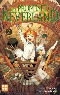 Vignette du livre The Promised Neverland T.2
