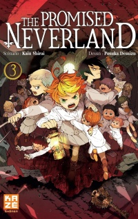 Vignette du livre The Promised Neverland T.3