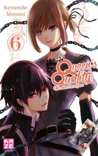 Vignette du livre Queen's Quality : The Mind Sweeper T.6