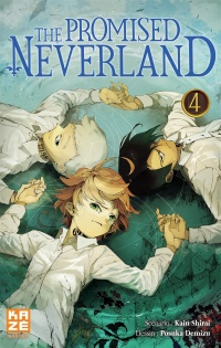 Vignette du livre The Promised Neverland T.4 - Kaiu Shirai, Posuka Demizu