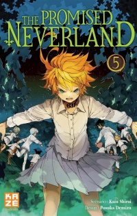Vignette du livre The Promised Neverland T.5
