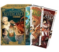 Vignette du livre The Promised Neverland : pack,T.1 à 3