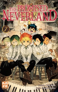 Vignette du livre The Promised Neverland T.7