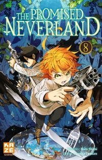 Vignette du livre The Promised Neverland T.8