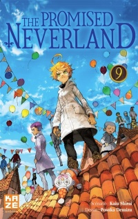 Vignette du livre The Promised Neverland T.9