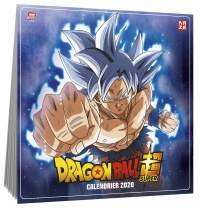 Dragon Ball Super : calendrier 2020