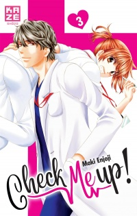Vignette du livre Check me up ! T.3