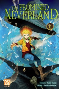 Vignette du livre The Promised Neverland T.11