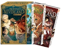 Vignette du livre The Promised Neverland, coffret T.1 à 3