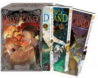 The Promised Neverland, coffret T.4 à 6, Posuka Demizu