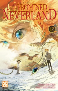Vignette du livre The Promised Neverland T.12 - Kaiu Shirai, Posuka Demizu