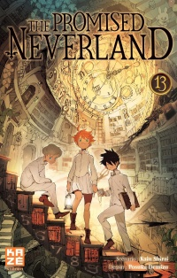 Vignette du livre The Promised Neverland T.13