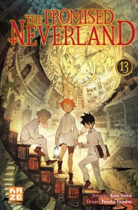 Vignette du livre The Promised Neverland T.14