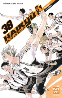 Vignette du livre Haikyu !! : Les as du volley T.38