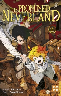 Vignette du livre The Promised Neverland T.16