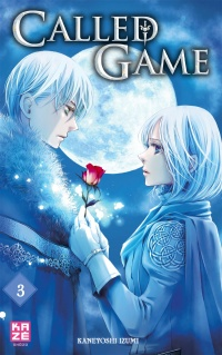 Vignette du livre Called Game T.3