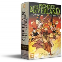 Vignette du livre The Promised Neverland : Coffret T.16 + gag manga