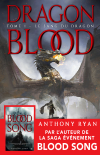 Vignette du livre Dragon Blood T.1 : Le sang du dragon