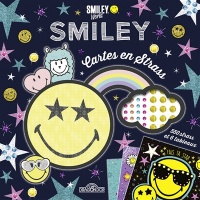 Vignette du livre Smiley : cartes en strass