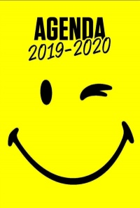 Vignette du livre Smiley World : agenda 2019-2020
