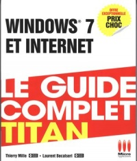 Vignette du livre Windows 7 et Internet