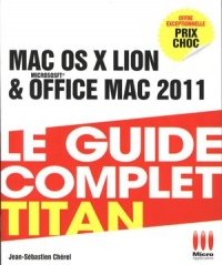 Vignette du livre Mac OS X Lion & Office Mac 2011