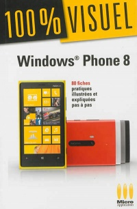 Vignette du livre Windows Phone 8 - Nicolas Boudier-Ducloy