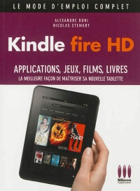 Vignette du livre Kindle Fire HD