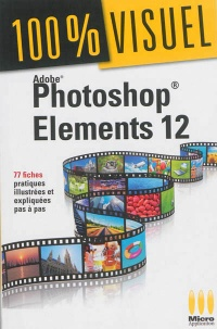 Vignette du livre Adobe Photoshop Elements 12